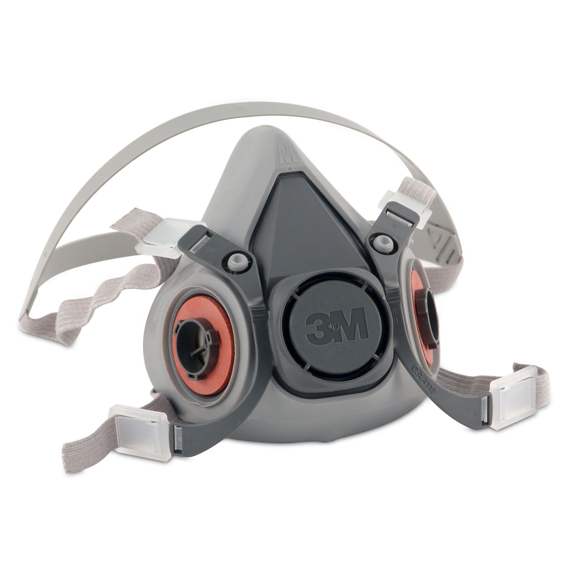 respirator used to protect from muriatic acid fumes