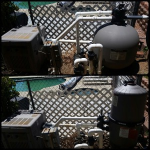 pool filter replacement